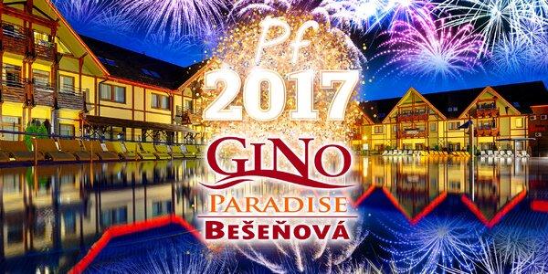 Gino Paradise Bešeňová – Rajský Silvestr 2016