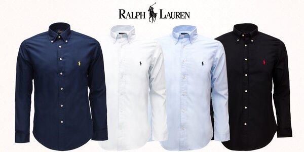 Pohodlné pánské košile od Ralpha Laurena eb547b4ccd