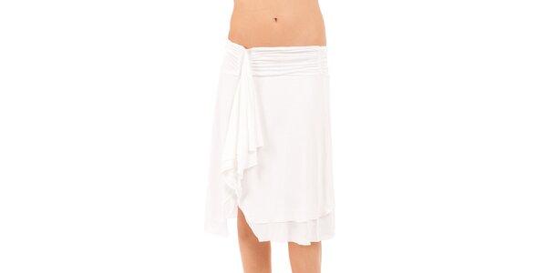 Dámská bílá sukně Conquista
