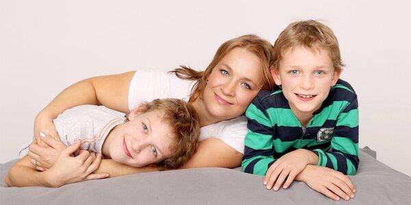 Fotografie na míru pro děti, rodiny i jednotlivce