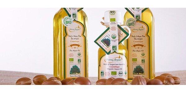 100% BIO Arganový olej přímo z Maroka