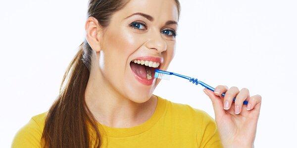 Dentální hygiena včetně Airflow