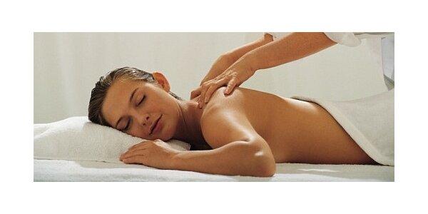 Klasická masáž celotělová