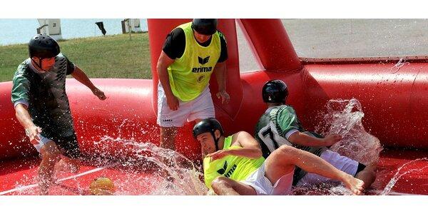 Celodenní pronájem vodního fotbalu na vaši akci