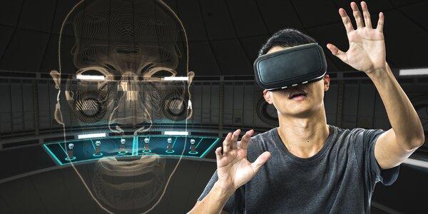 Cosmos – jediná úniková hra ve virtuální realitě