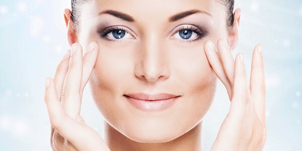 Omlazující liftingové a kosmetické ošetření obličeje