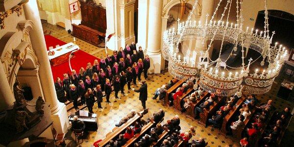 Adventní koncerty v chrámu sv. Mikuláše