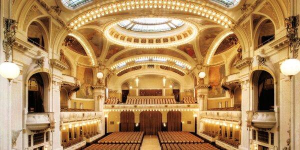 Mozart a Vivaldi – koncert v Obecním domě