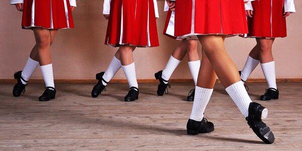 Irský tanec – zážitkový seminář pro začátečníky