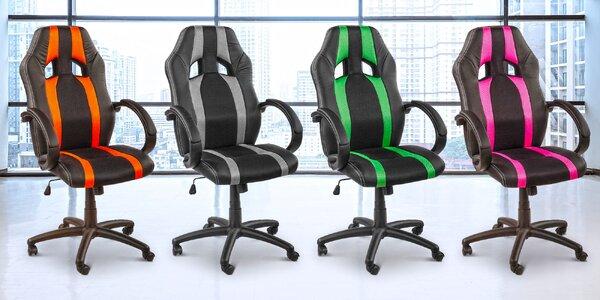 Kancelářské židle Stripes