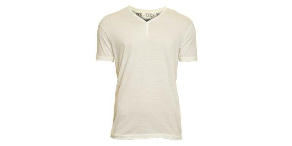 Pánské bílé tričko Chaser