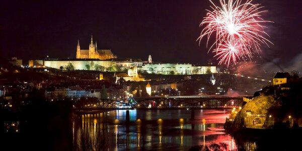Silvestrovská párty na vlnách Vltavy