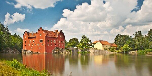 Romantický pobyt v srdci jižních Čech