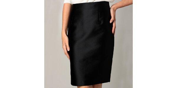 Dámská černá sukně Caramelo