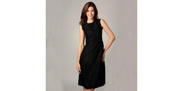Dámské černé šaty Caramelo