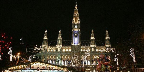 Nalaďte se vánočně na trzích ve Vídni: 17.12.