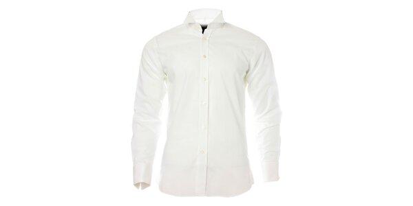 Pánská bílá košile Caramelo
