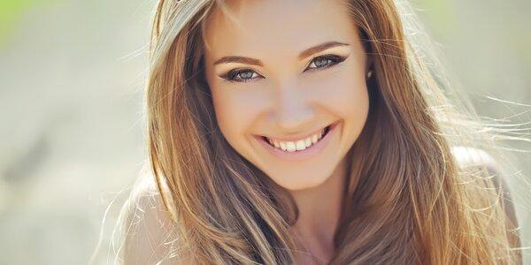 Poukaz na krásu: kosmetické ošetření dle výběru
