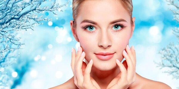 Kosmetické ošetření pleti v Silver Spa Salonu