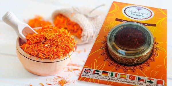 Kouzlo vzácného koření: perský šafrán