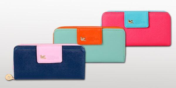 Barevná dámská peněženka Be Sweet