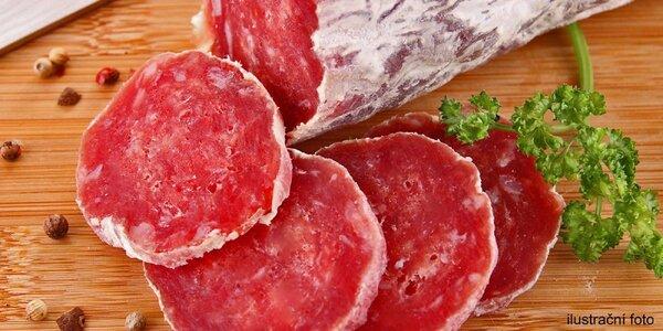 Gourmet Jambon: 100% sušená šunka z Francie