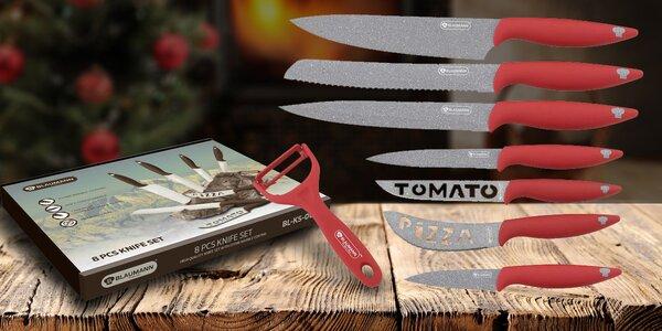 Sady nožů Blaumann s exkluzivním mramorovaným povrchem