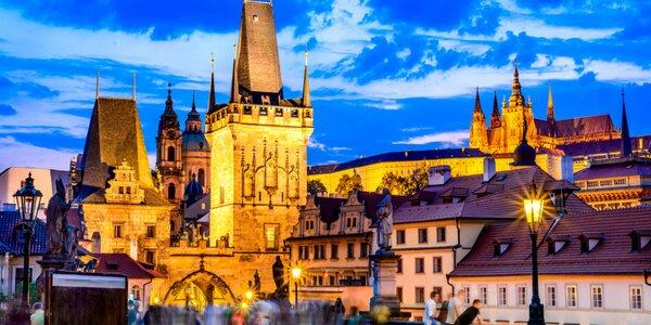 Pobyt v moderním hotelu Voyage v centru Prahy