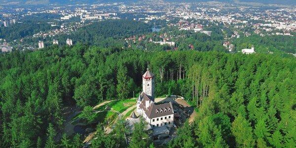 3 dny na Liberecké výšině s horskou rozhlednou