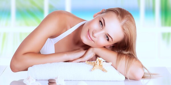 Otevřený voucher na služby kosmetického centra