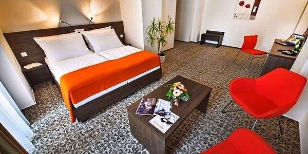 Víkend v Jihlavě: 4* hotel, aquapark, zoo i relax