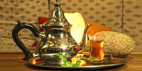 Poukaz na volnou konzumaci v čajovně Buddha