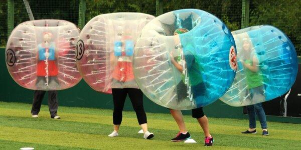 Bubble Fotbal pro partu