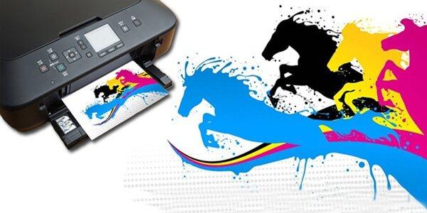 Kvalitní kompatibilní náplně pro tiskáren Epson