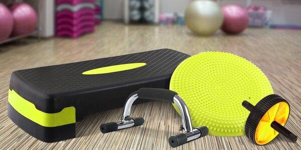 Cvičební a fitness pomůcky Laubr Sport