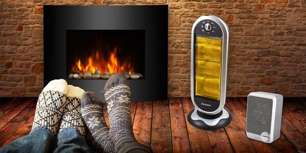 Nepusťte si domů zimu s elektrickými ventilátory