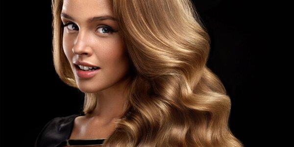 Revoluční ošetření poškozených vlasů