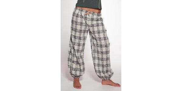 Volné kostkované kalhoty Ian Mosh