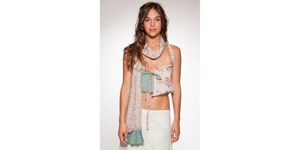 Dámský květovaný šátek Ian Mosh