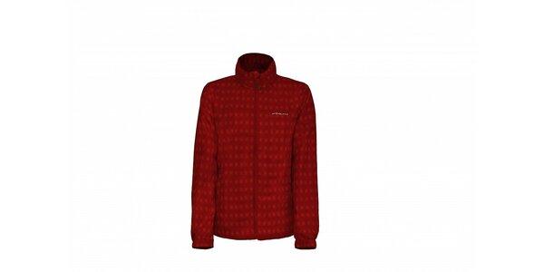 Dámská červená bunda Envy