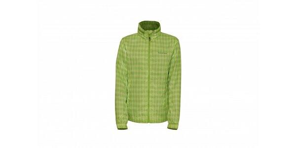 Dámská světle zelená bunda Envy