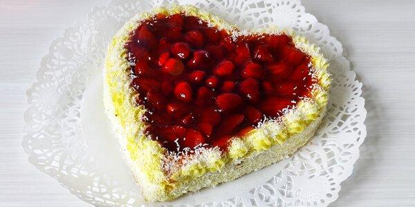 Oslaďte si oslavu: krásný dort k vyzvednutí