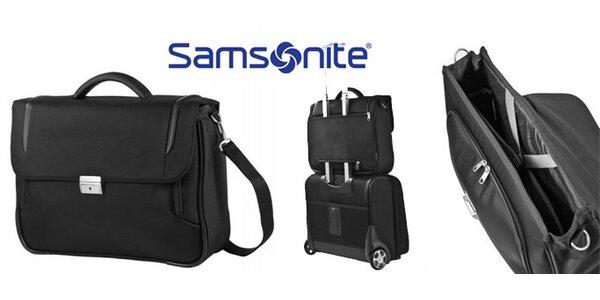 "1200 Kč za značkovou brašnu na notebook Samsonite X´Blade Business 15,6""!"