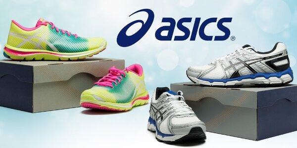Pánská a dámská běžecká obuv Asics