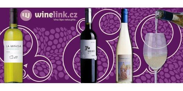 377 Kč za tři vína z Chile, Španělska a Německa. Poznejte, jak chutná svět!