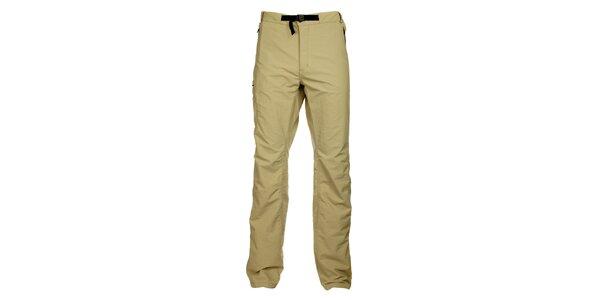 Pánské světle béžové kalhoty Hannah