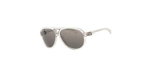 Pánské transparentní sluneční brýle Calvin Klein