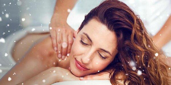 60minutová Breussova masáž včetně obkladu