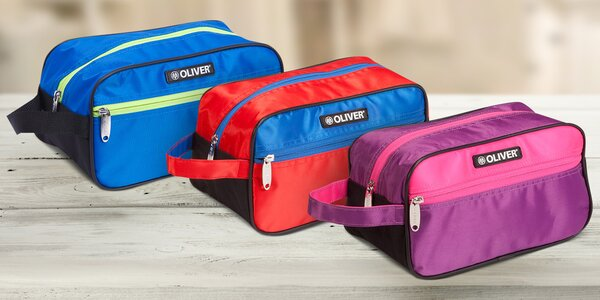 Praktická cestovní kosmetická taška OLIVER