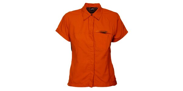 Dámská oranžová košile Hannah